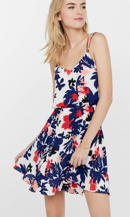 Sun Chaser: 7 Floral Dresses for Warm Weather