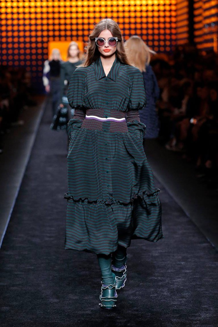 Fendi Fall 2016 | Milan Fashion Week