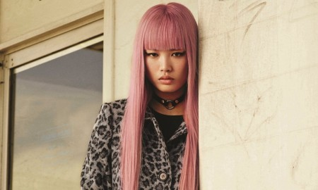 Fernanda Ly stars in Marcs' fall-winter 2016 campaign