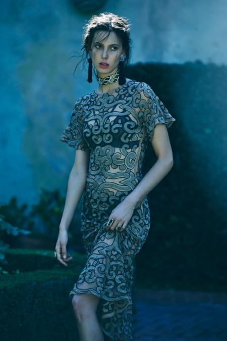 For Love & Lemons' Spring Dresses Feature Dreamy Florals