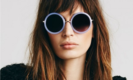 Free People Round Twiggy Sunglasses $28.00