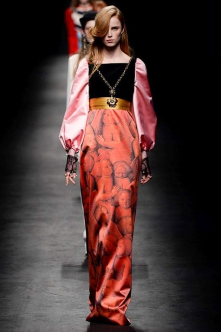 Gucci Fall 2016 | Milan Fashion Week
