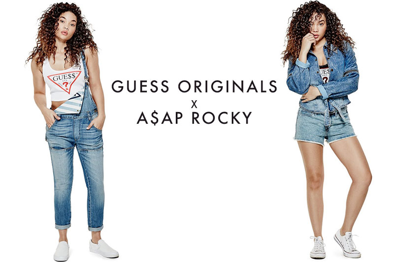 Asap Rocky Clothing Brand Guess x A$AP Rocky Clo...