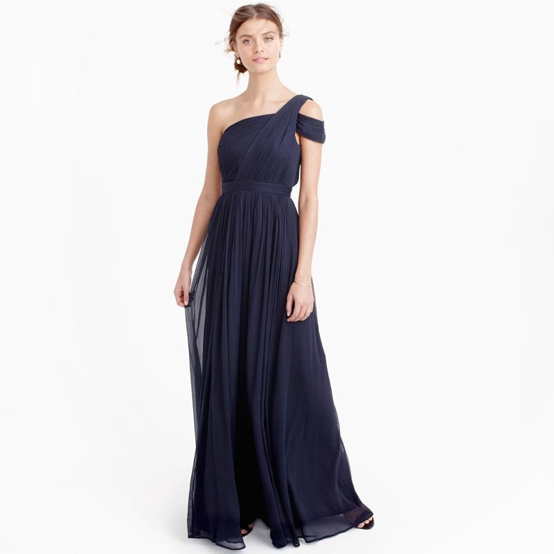 J. Crew Cara Long Dress $239.99 with discount
