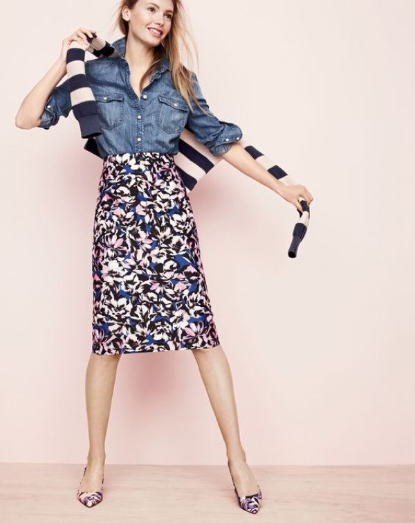 Get Some Spring Outfit Inspiration From J Crew