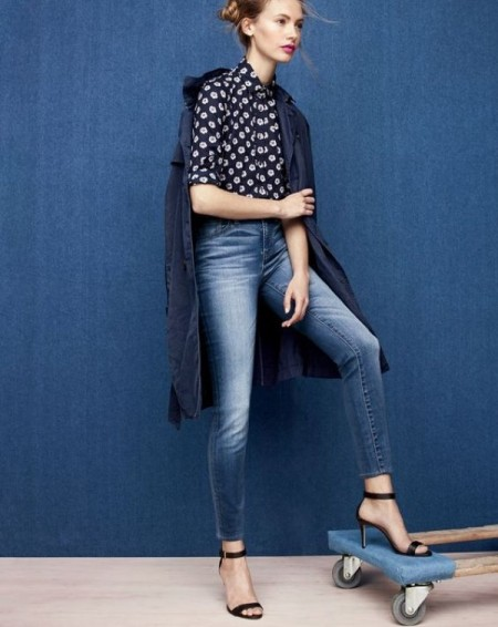 Get Some Spring Outfit Inspiration from J. Crew