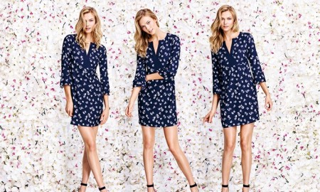 Karlie Kloss stars in Joe Fresh spring-summer 2016 campaign
