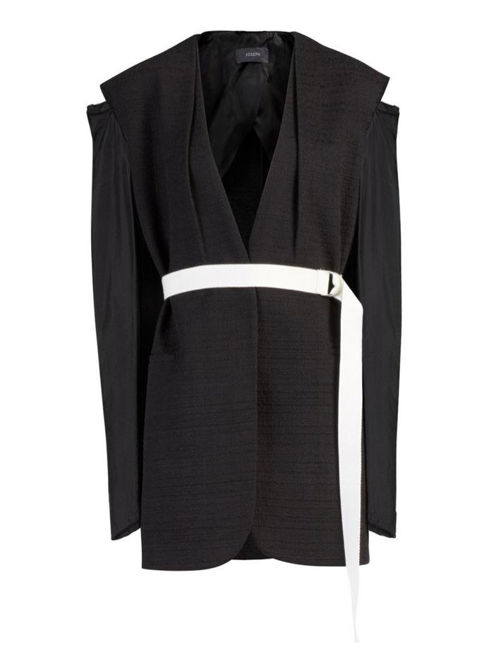 Joseph Cotton Tweed Androma Jacket