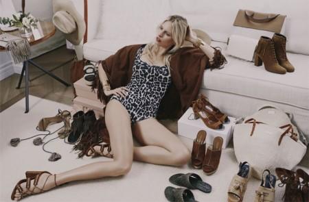 Karolina Kurkova Stars in The Edit, Says The Term 'Supermodel' is Overused
