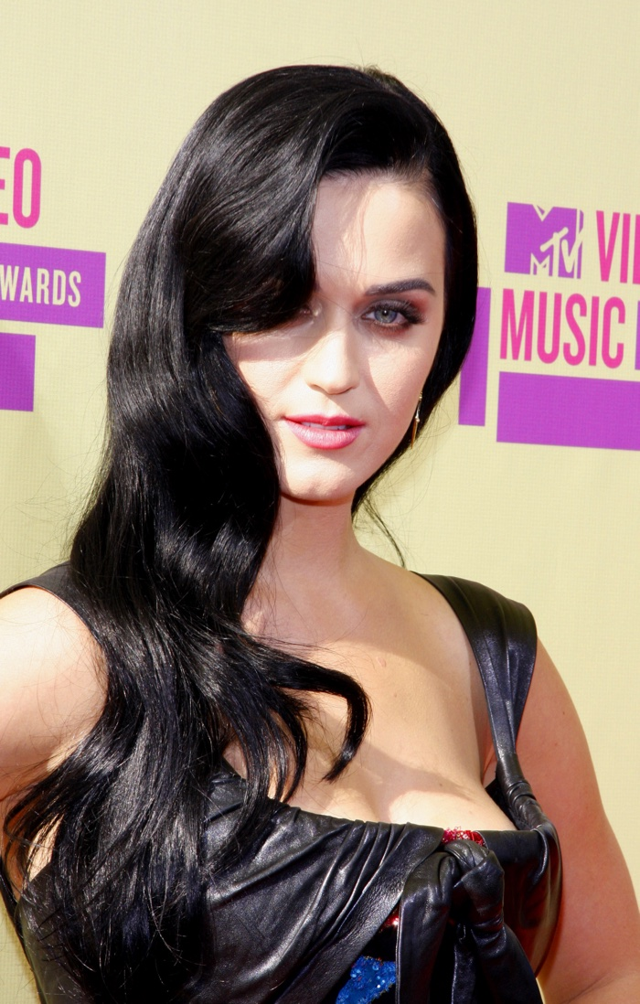Wondrous Katy Perry Hairstyles Katy Perry Hair Color Photos Short Hairstyles For Black Women Fulllsitofus