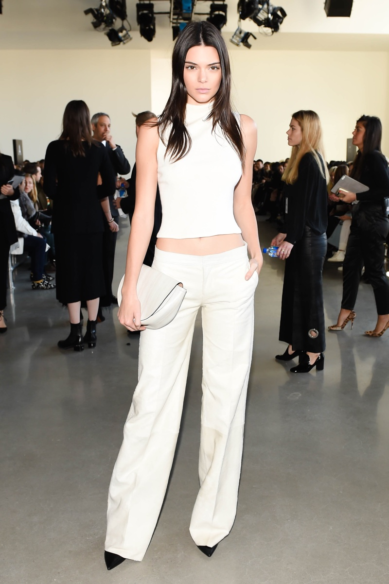 Week In Review Grammys Style Kendall Jenner For Ck
