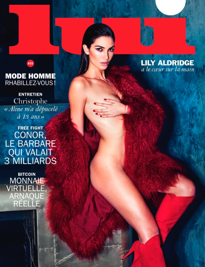 Hottest nude celebrity magazine covers