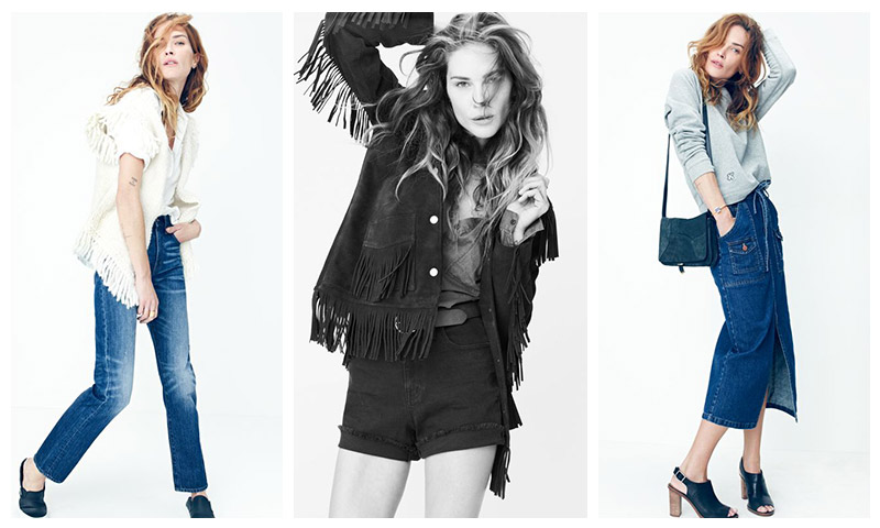 Just landed: Madewell x Daryl K clothing collaboration