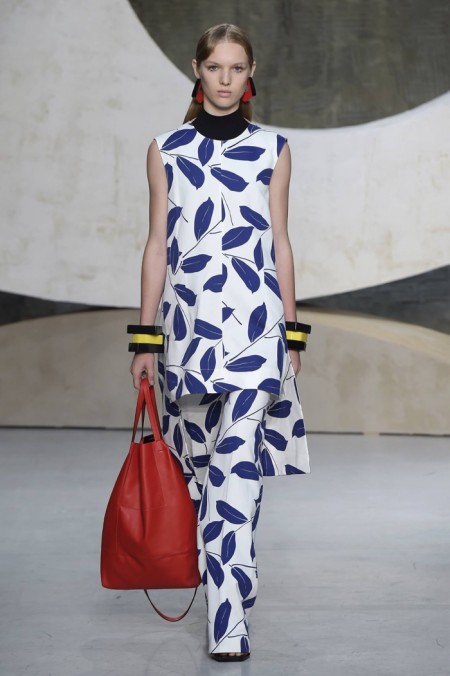 Marni Goes Back to Nature with Spring 2016 Campaign