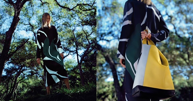 An image from Marni's spring-summer 2016 campaign