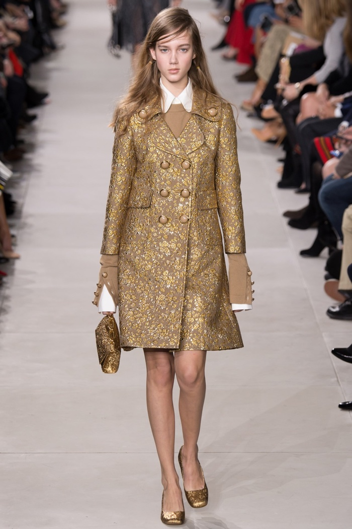Michael Kors' Fall 2016 Show Also Has Looks You Can Shop Now