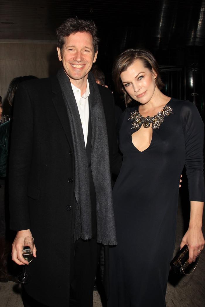 Milla Jovovich Wears Seashore Sort for BAZAAR Spain by ...