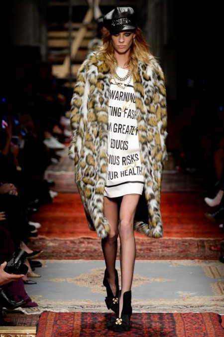 Moschino Fall 2016 | Milan Fashion Week