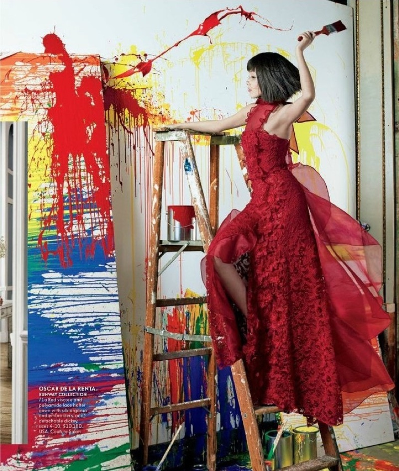 The Art of Fashion: Neiman Marcus Focuses on Movement with Spring '16 Campaign