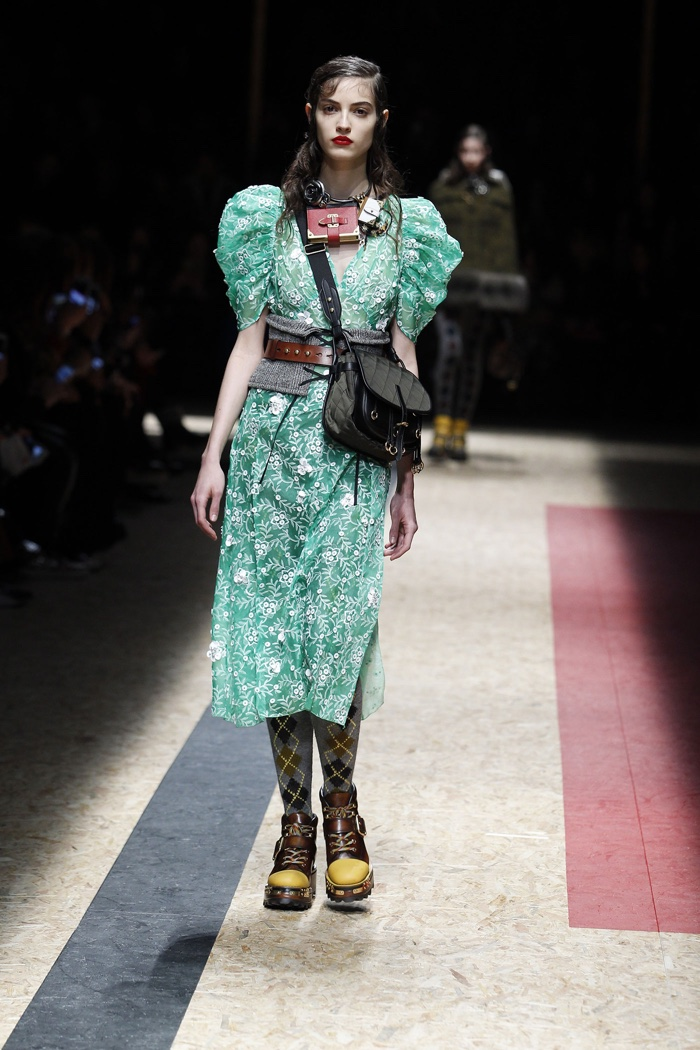 Top Fall / Winter 2016 Trends from Milan Fashion Week