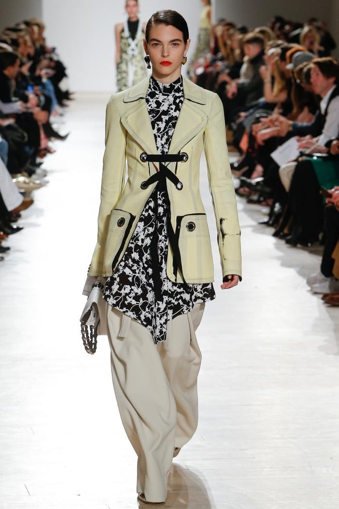 Proenza Schouler Fall 2016   New York Fashion Week