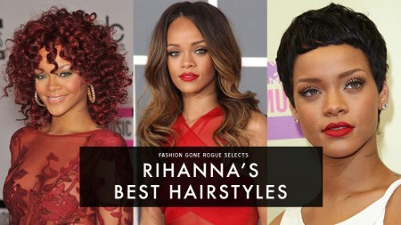 Discover Rihanna's best hairstyles
