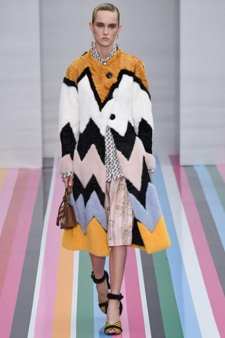 Salvatore Ferragamo Fall 2016 | Milan Fashion Week