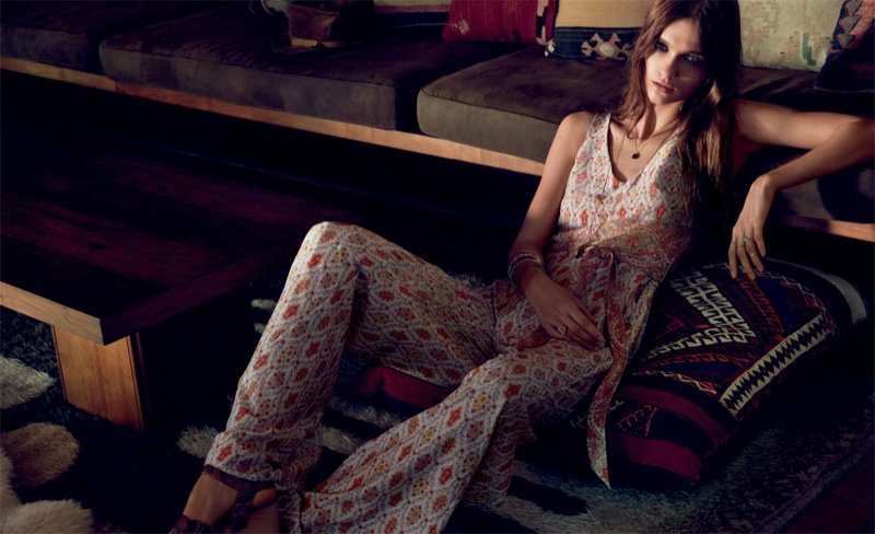 Sanctuary Unveils Boho Styles for Spring '16 Campaign