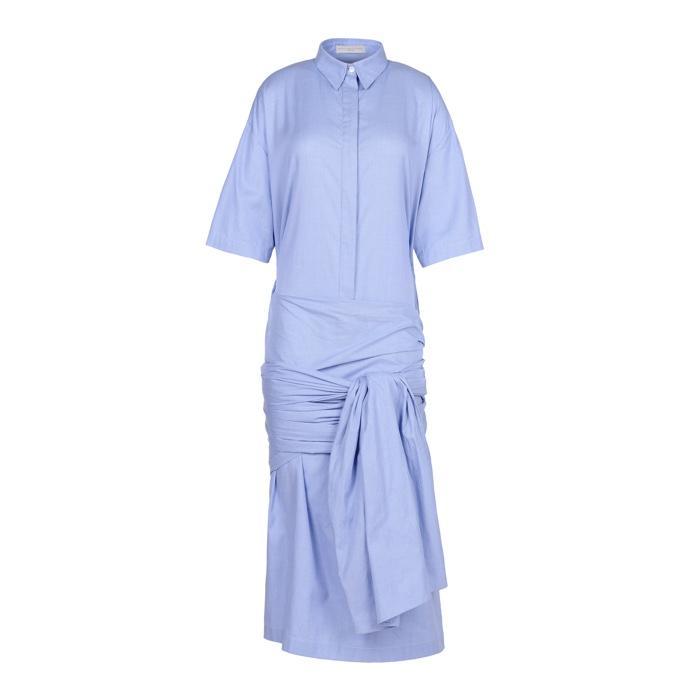 Stella McCartney Martine Cotton Shirt Dress