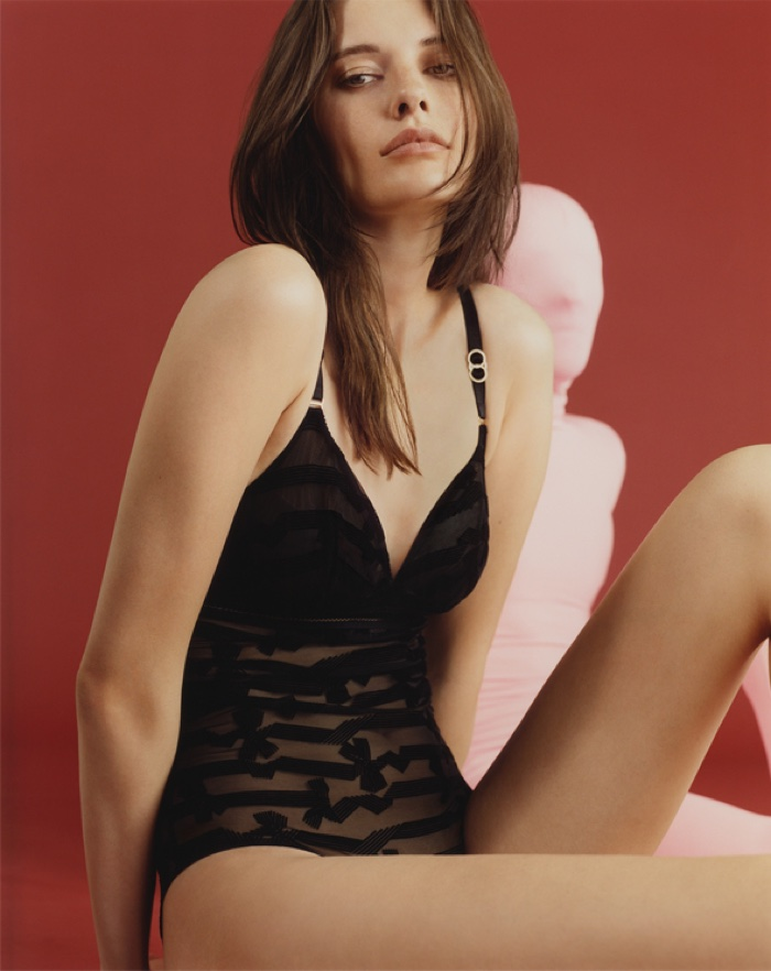 Stella McCartney's Latest Lingerie is Made for Lounging