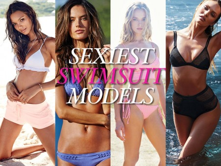 Beach Vixens: 9 of Today's Sexiest Swimsuit Models