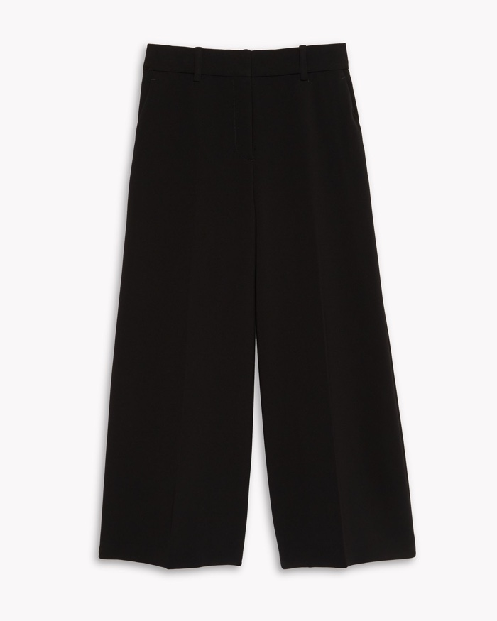 Theory Soft Crepe Culottes