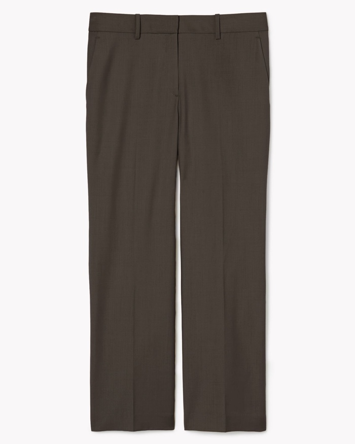 Theory Technical Wool Boy Trouser