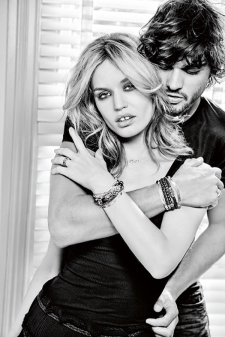 Georgia May Jagger Gets Romantic in Thomas Sabo's Spring Campaign