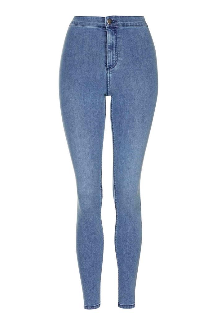 Topshop Joni High-Waisted Skinny Jeans