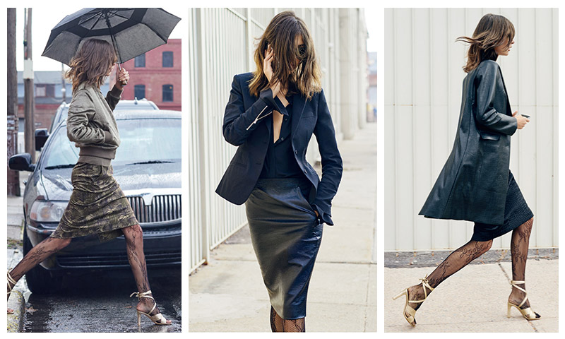 Carine Roitfeld's Second Collaboration with Uniqlo is Here (and You Won't Be Disappointed)