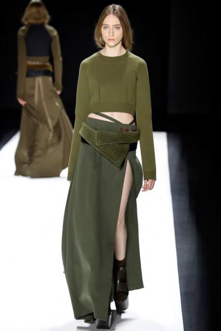 Vera Wang Fall 2016 | New York Fashion Week