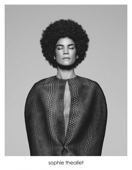 90s Icon Veronica Webb Fronts Sophie Theallet's Spring 2016 Campaign