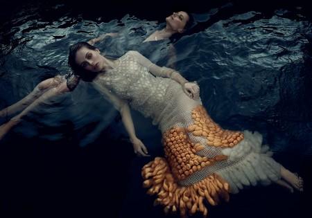 Exclusive: Paulina & Zoe by Steven Popovich in 'Down River'