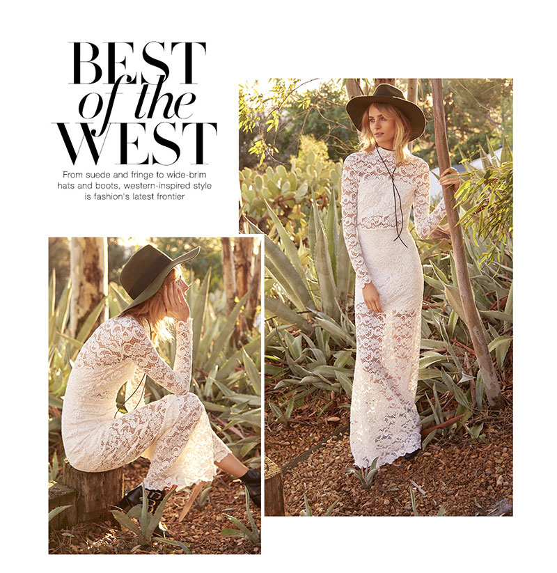 The Western Trend Gets a Cool Update Thanks to Shopbop