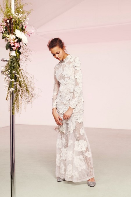 ASOS' Gorgeous (and Affordable) Debut Bridal Collection Just Landed