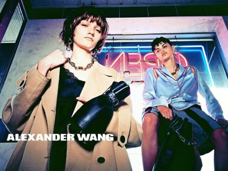 Alexander Wang Delivers #SquadGoals with Spring 2016 Campaign