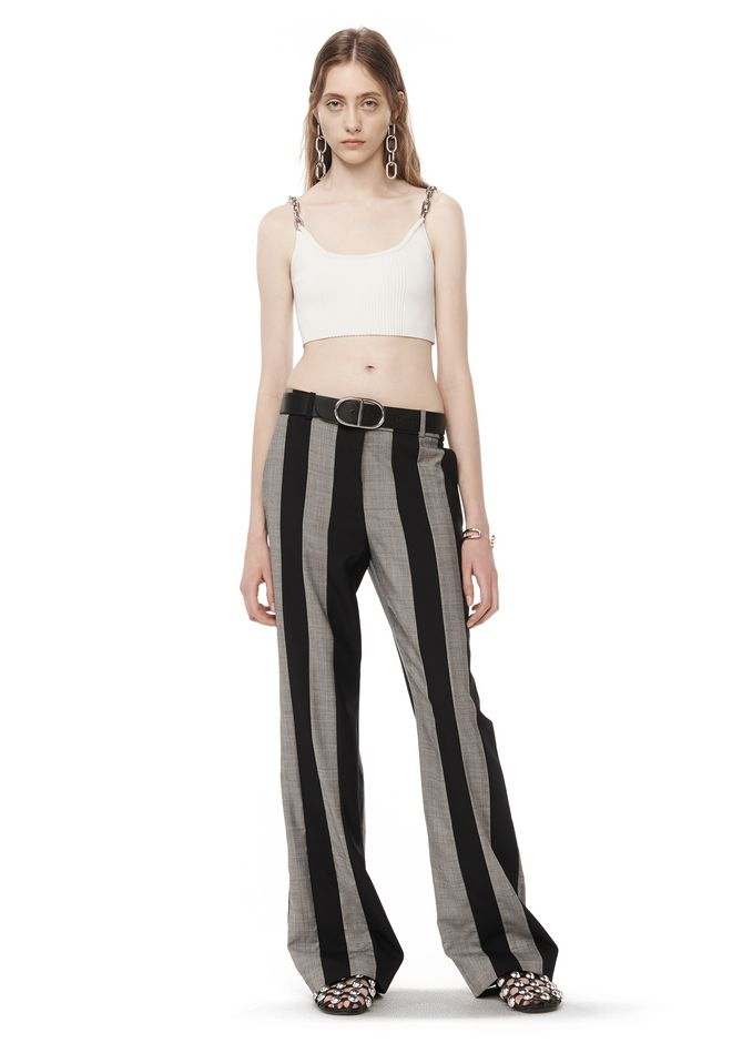 Alexander Wang Tailored Striped Pants