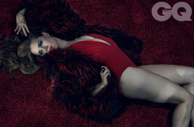 Amy Adams is Red Hot for GQ UK