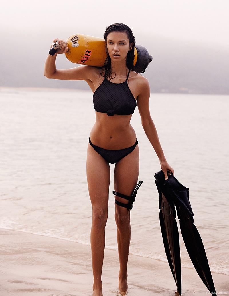 Bikini Midnight Swimwear