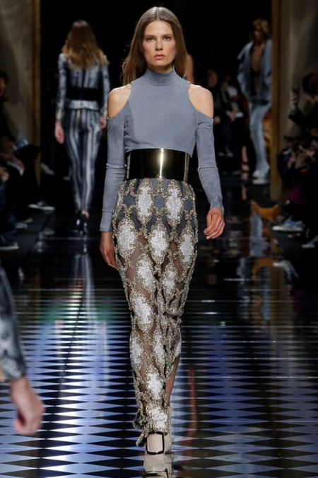 Balmain Fall 2016 | Paris Fashion Week