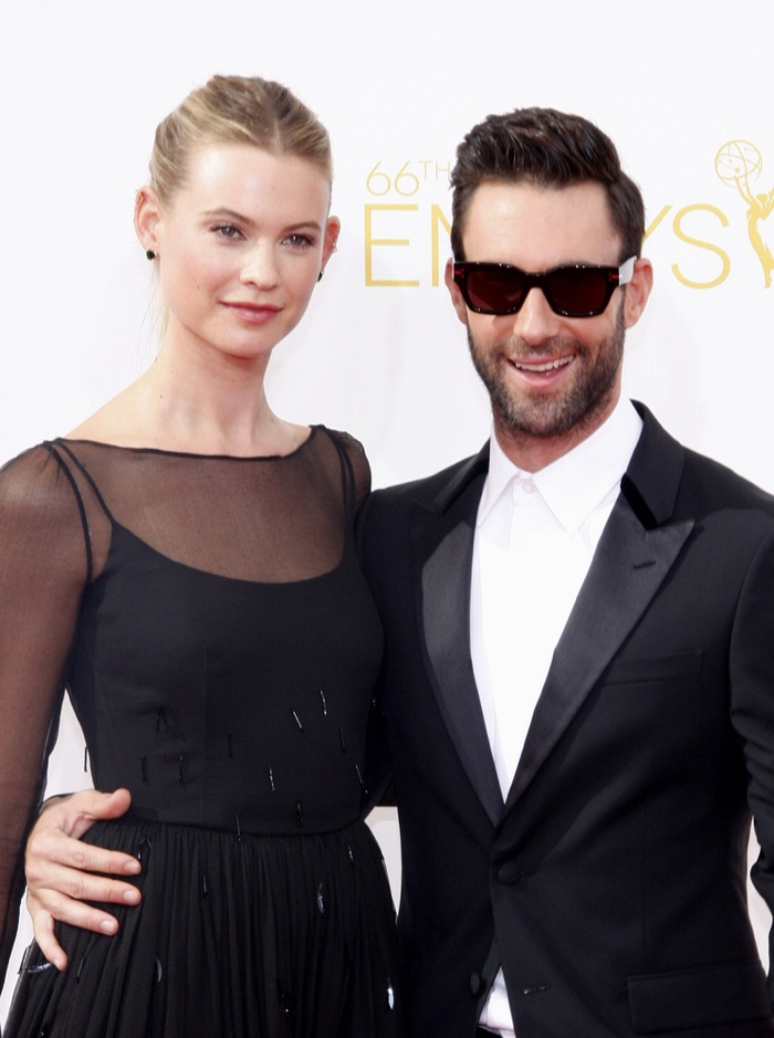 Behati Prinsloo is Going to Be a Mom!