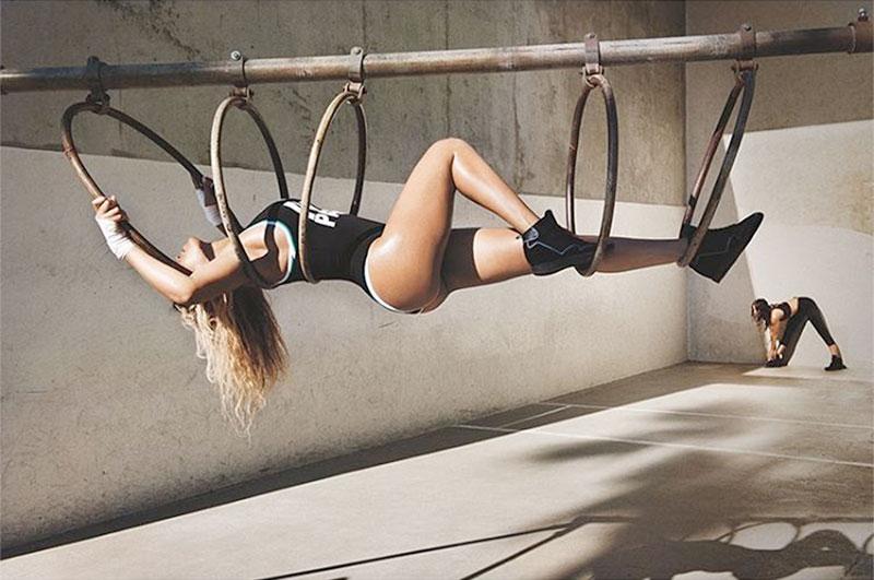 Beyonce unveils Ivy Park athleisure line