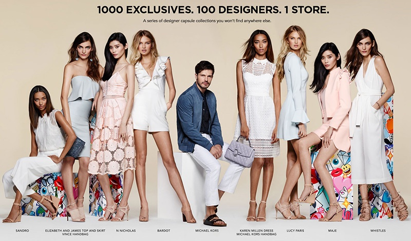 Bloomingdale's unveils spring-summer 2016 campaign