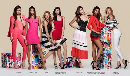 Bloomingdale's Spotlights Exclusive Designs for Spring 2016 Campaign